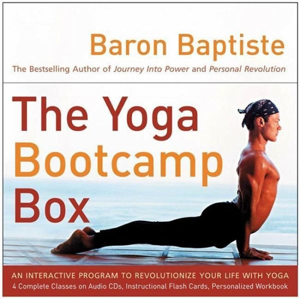 The Yoga Bootcamp Box An Interactive Program To Revolutionize Your