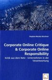 Corporate Online Critique & Corporate Online Responsibility