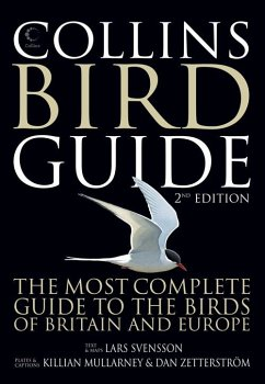 Collins Bird Guide - Svensson, Lars; Mullarney, Killian; Zetterström, Dan; Grant, Peter J.