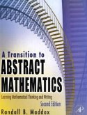 A Transition to Abstract Mathematics: Mathematical Thinking and Writing
