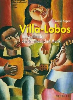 Villa-Lobos, m. Audio-CD