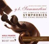 Sammartini: Die Frühen Sinfonien