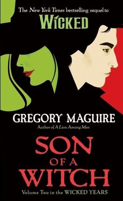 Son of a Witch - Maguire, Gregory
