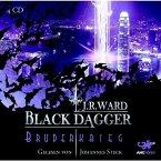 Bruderkrieg / Black Dagger Bd.4 (4 Audio-CDs)