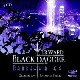 Bruderkrieg / Black Dagger Bd.4 (4 Audio-CDs)