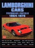 Lamborghini Cars Performance Portfolio 1964-1976