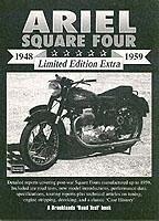 Ariel Square Four 1948-1959 - Clarke, R. M.