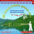 600 Slowenisch-Vokabeln spielerisch erlernt, Audio-CD