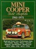 Mini Cooper Gold Portfolio, 1961-71