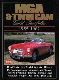 MG, MGA and Twin Cam Gold Portfolio, 1955-62