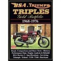 BSA and Triumph Triples Gold Portfolio, 1968-76