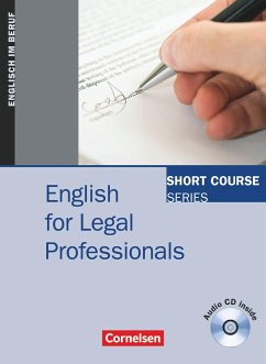 English for Legal Professionals - Frost, Andrew