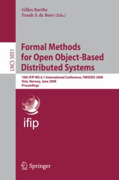 Formal Methods for Open Object-Based Distributed Systems - Barthe, Gilles / de Boer, Frank S. (eds.)