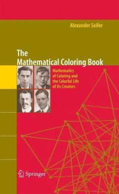 The Mathematical Coloring Book - Soifer, Alexander