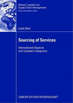 Sourcing of Services
