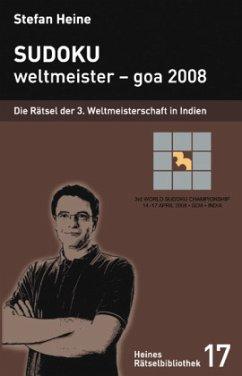 Sudoku - weltmeister - goa 2008