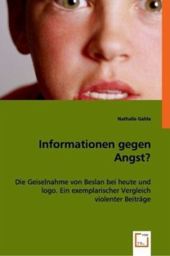 Informationen gegen Angst?