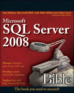 Microsoft SQL Server 2008 Bible - Nielsen, Paul; White, Mike