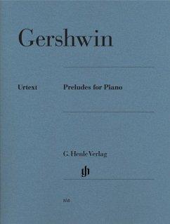 Preludes for Piano, Klavier