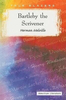 an analysis of herman melvilles bartebly Free summary and analysis of the events in herman melville's bartleby the scrivener that won't make you snore we promise.