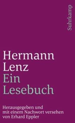 Hermann Lenz. Ein Lesebuch - Lenz, Hermann