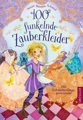Buch-Reihe 100 funkelnde Zauberkleider