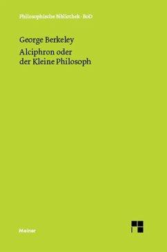 Alciphron oder der Kleine Philosoph