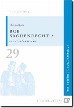 BGB Sachenrecht 2 - Rauda, Christian