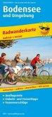 PublicPress Radwanderkarte Bodensee und Umgebung