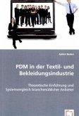 PDM in der Textil- und Bekleidungsindustrie
