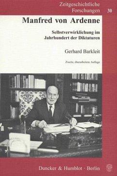 Manfred von Ardenne - Barkleit, Gerhard