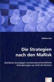 Die Strategien nach den MaRisk