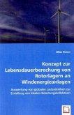 Konzept zur Lebensdauerberechung von Rotorlagern an Windenergieanlagen