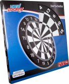 Toy Company - New Sports: Dartboard mit 6 Pfeilen