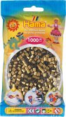 Hama® Bügelperlen Midi - Bronze 1000 Perlen