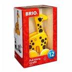 BRIO Nachzieh Giraffe ab 12 Monate