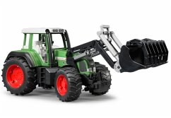 Fendt Favorit 926 Vario, Frontlader