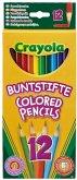 Crayola Buntstifte, 12 Stück