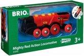 Brio 33592 - Rote Lola, Batterielok