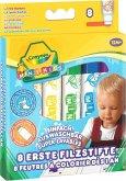 Crayola Mini Kids 8 Erste Filzstifte