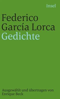 Gedichte - García Lorca, Federico