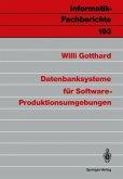 Datenbanksysteme für Software-Produktionsumgebungen