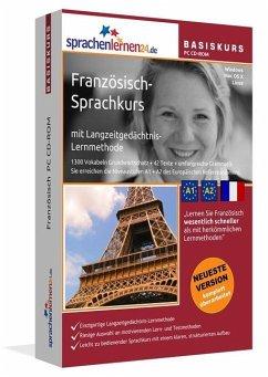 Französisch-Basiskurs, PC CD-ROM