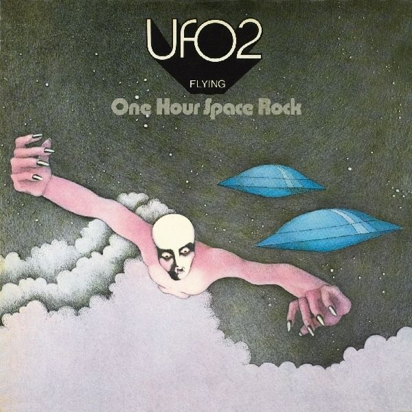 ufo 2 flying one hour space rock von ufo cd. Black Bedroom Furniture Sets. Home Design Ideas