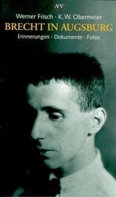 Brecht in Augsburg