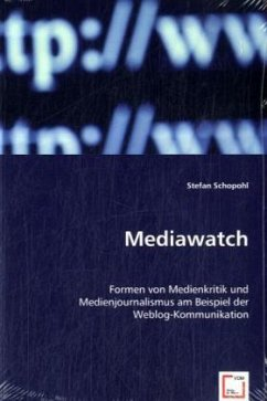 Mediawatch - Schopohl, Stefan