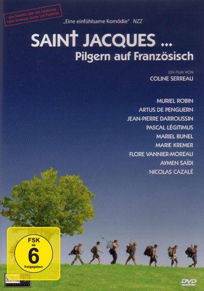 Saint Jacques ... Pilgern auf Französisch (Einzel-DVD)