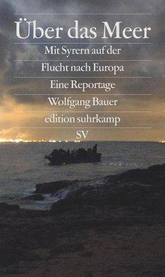 Über das Meer - Bauer, Wolfgang