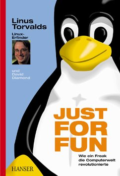 Just for Fun - Torvalds, Linus; Diamond, David