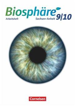 Biosphäre Sekundarstufe I 9./10. Schuljahr - Gymnasium Sachsen-Anhalt - Arbeitsheft - Wehser, Adria